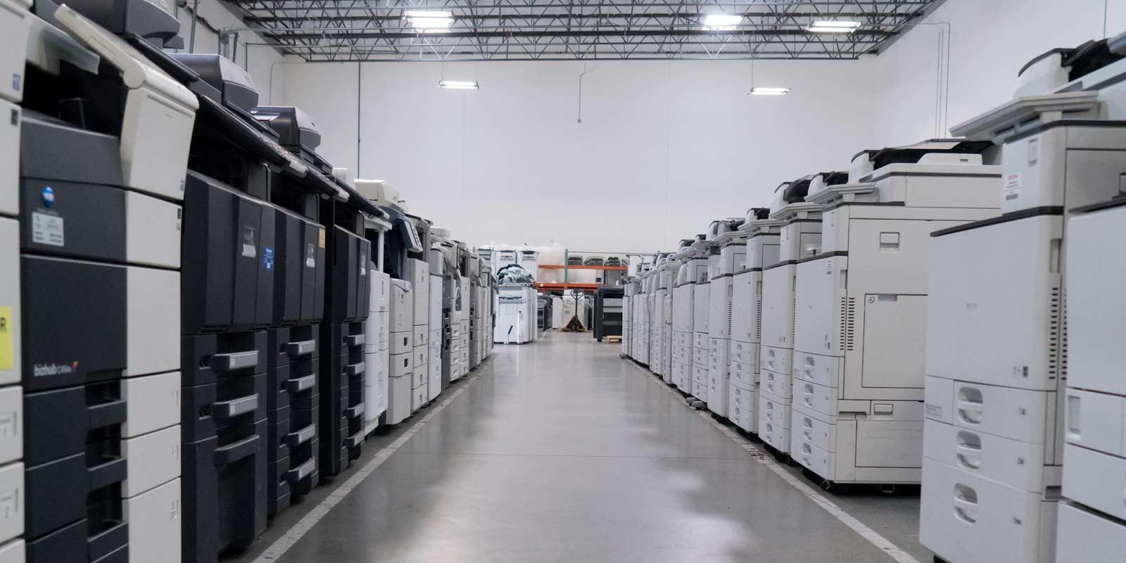 Kamu Kurumlarına Kaçak Fotokopi Makinesi Satmışlar